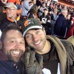 Chewie & LastChance – Monday Night Football In Cleveland