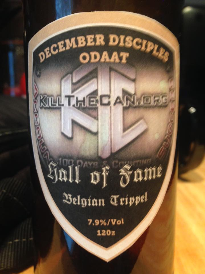 Photo of A Toast To The HOF By JGlav