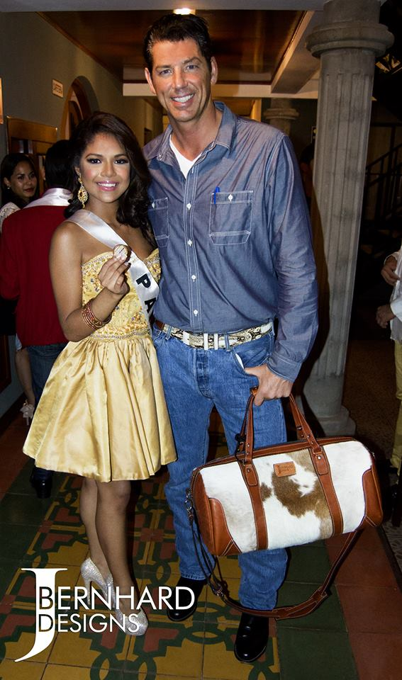 Photo of Lazytrader In Central America With Miss Panama!
