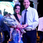 Lazytrader And Miss Central America Khadine Barria