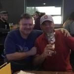 Ron_Cross & Zquitter Celebrate A Buckeye Win