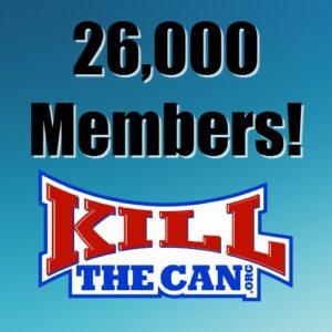 26 Thousand Members