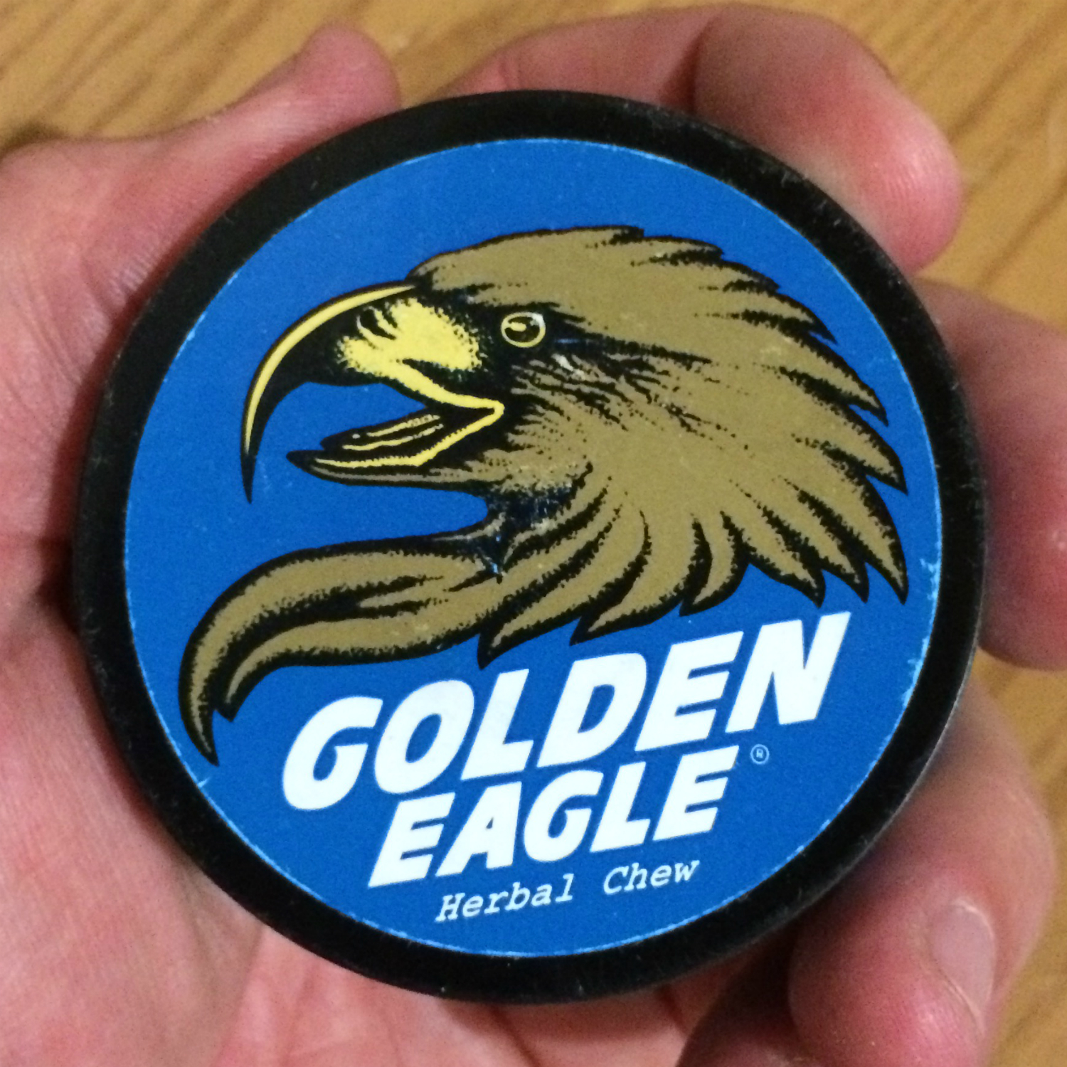 Golden Eagle Licorice Mint