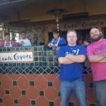 Seth & FLORIDA LUKE at Cafe Coyote