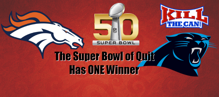 Photo of The Super Bowl of Quit Has One Winner