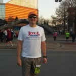 Mike_Land Ready To Rock The Chattanooga Marathon