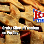 Grab a Slice of Freedom On Pie Day