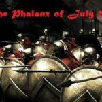 The Phalanx of July 2016 Quit Group Logo