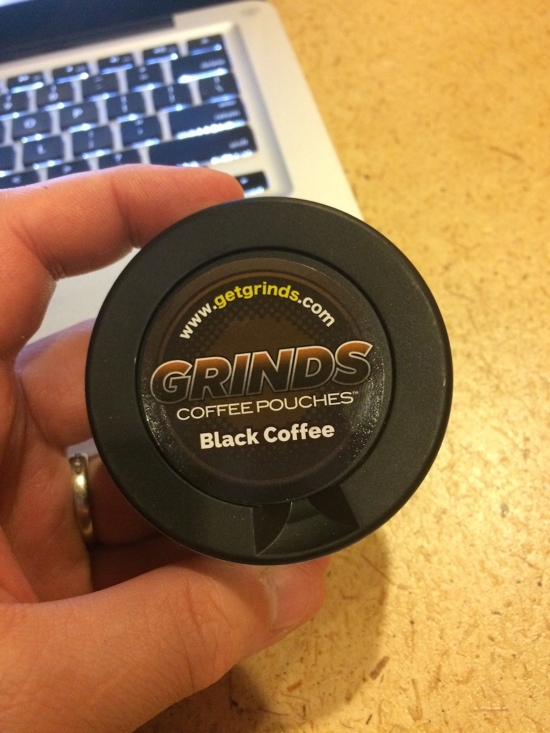Photo of Grinds Coffee Pouches – Black Coffee Review