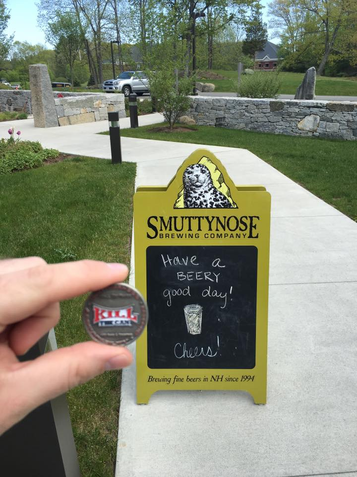 Photo of MonsterEMT – New Hampshire Brewery Tour