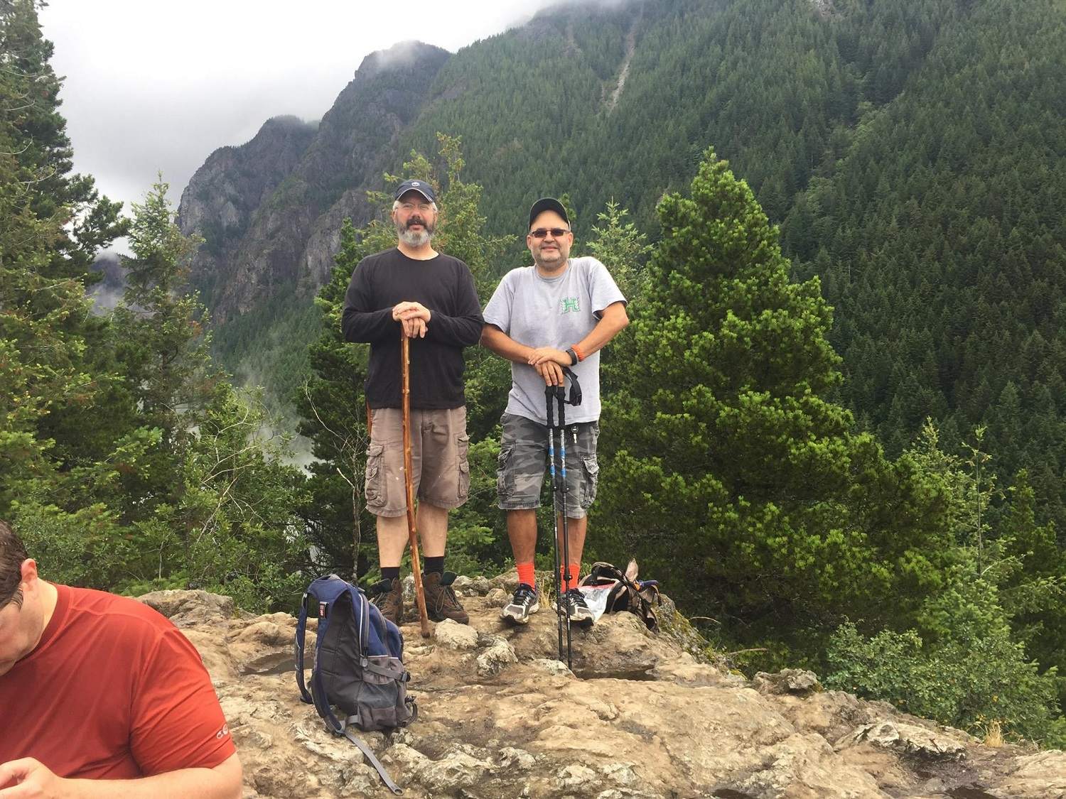 Photo of Zeno and Scoot66 – Little Mount Si