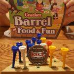 Quittin at Cracker Barrel
