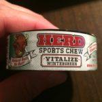 Herd Sports Chew Label