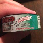 Herd Sports Chew Label 3