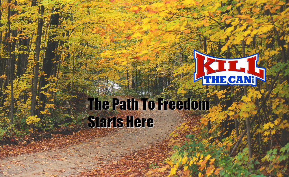 Photo of The Path to Freedom Begins Here