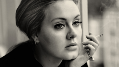 Photo of Adele Says Giving Up Smoking Made Her Voice Weaker
