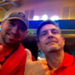 Auburn & Cbird – World Series Watching in Dallas