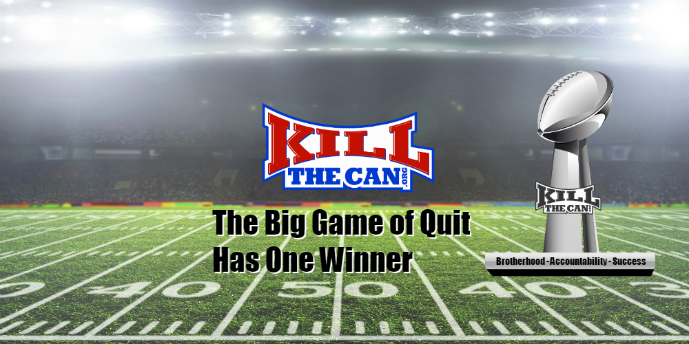 Photo of The Big Game of Quit Has One Winner