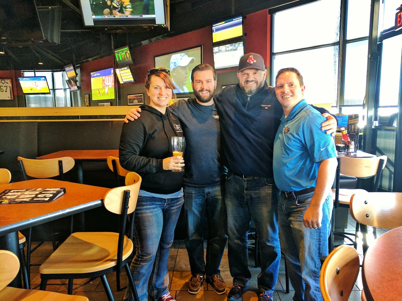 Photo of Minnesota Meet – Buffalo Wild Wings in Crystal, MN