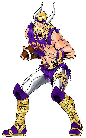 Viking avatar