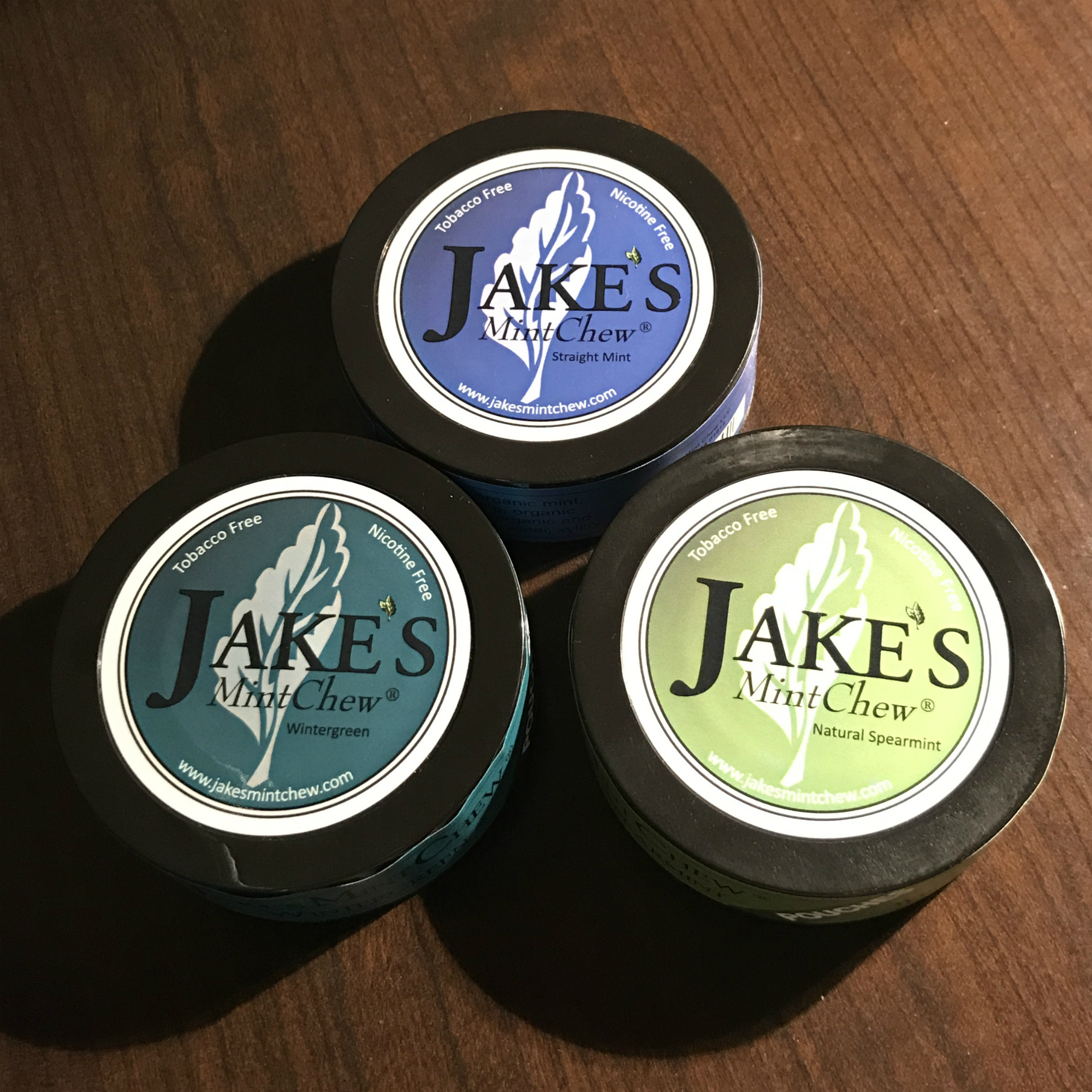 Photo of Jake's Mint Chew Pouches Review