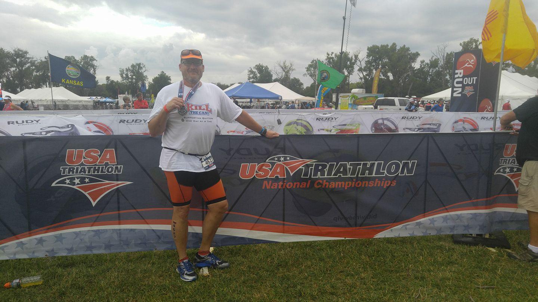 Mike_Land - USA Triathlon National Championships