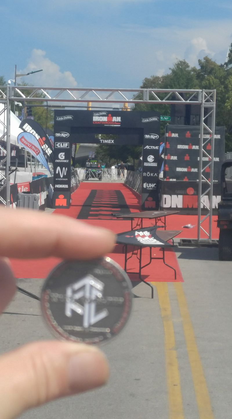 Mike_Land - Ironman Chattanooga