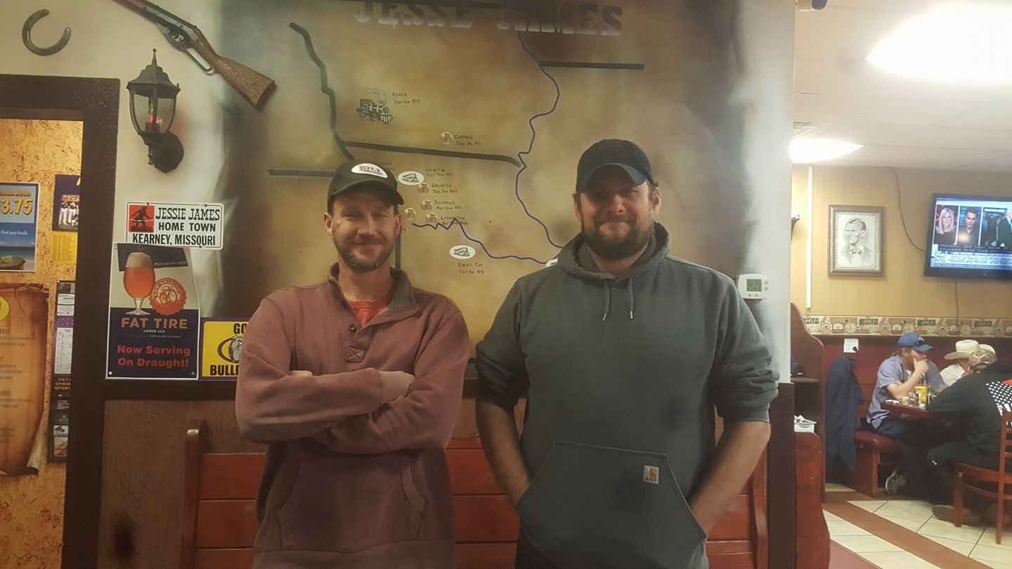 Photo of ReWire and Gassy at JJ's Homestead Family Restaurant