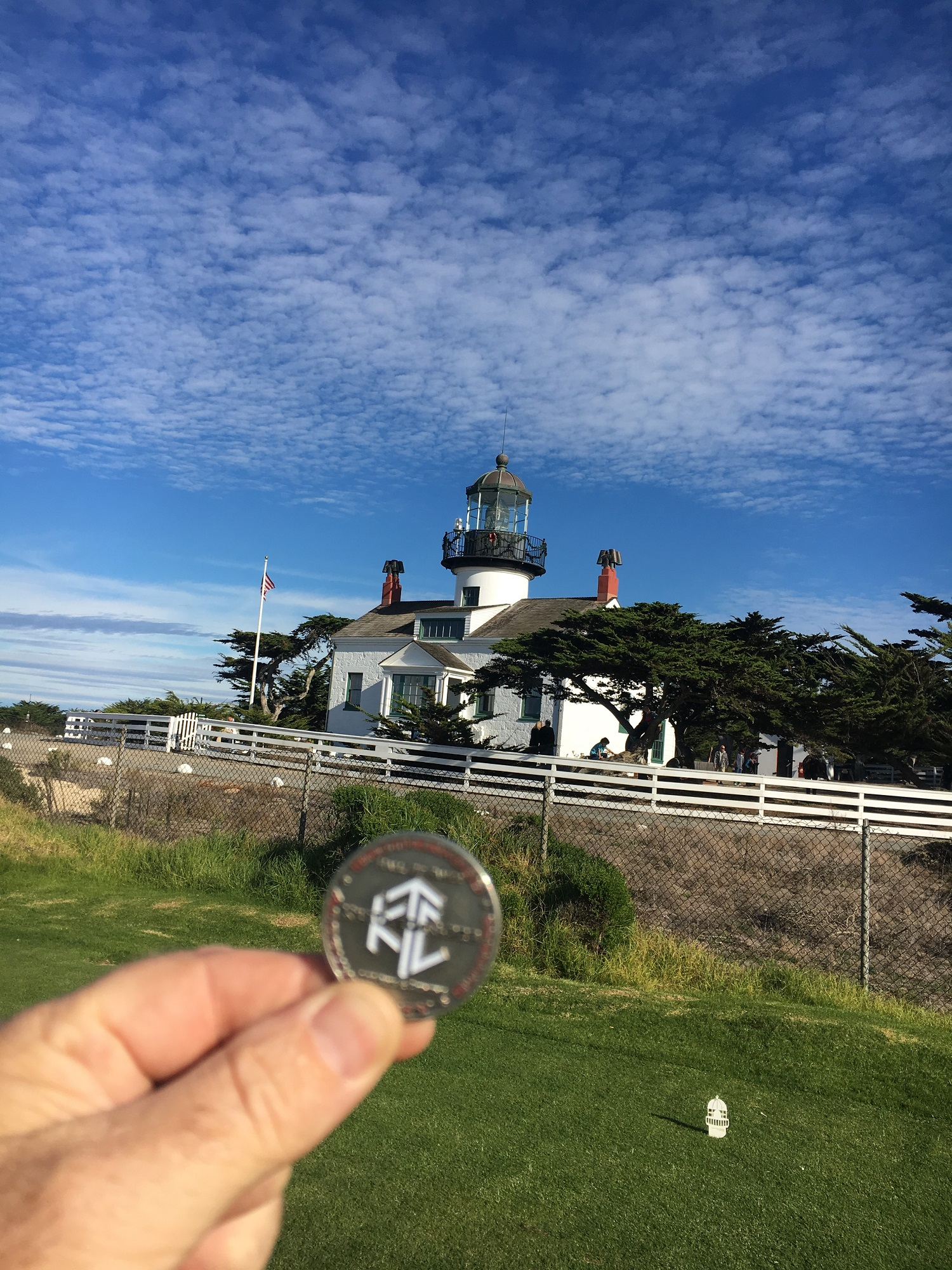 Photo of Cmark at Pacific Grove on the Monterey