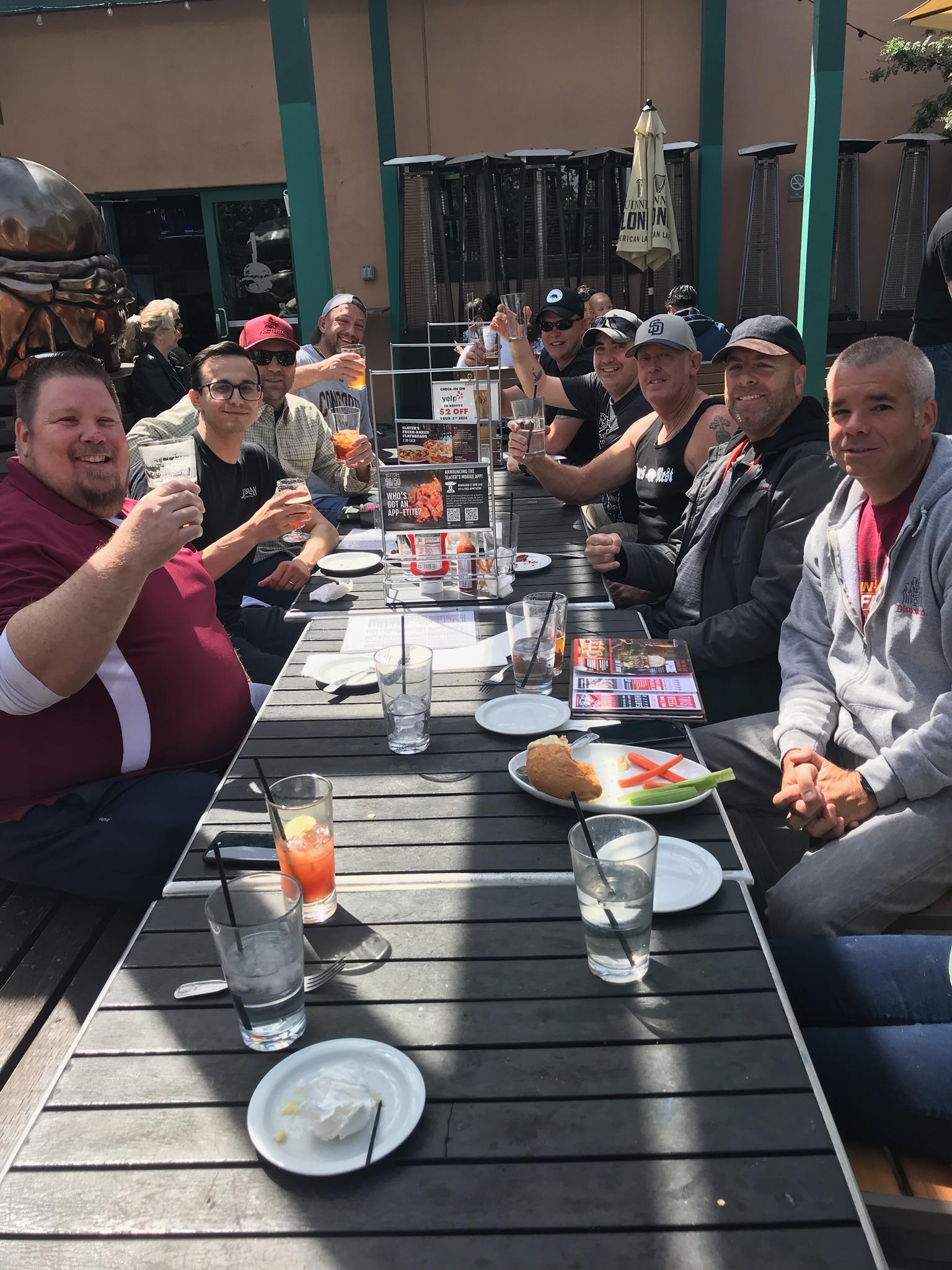 Photo of Slater's 50/50 – San Diego Meet