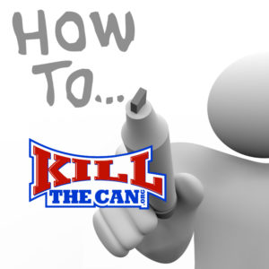 How To KillTheCan