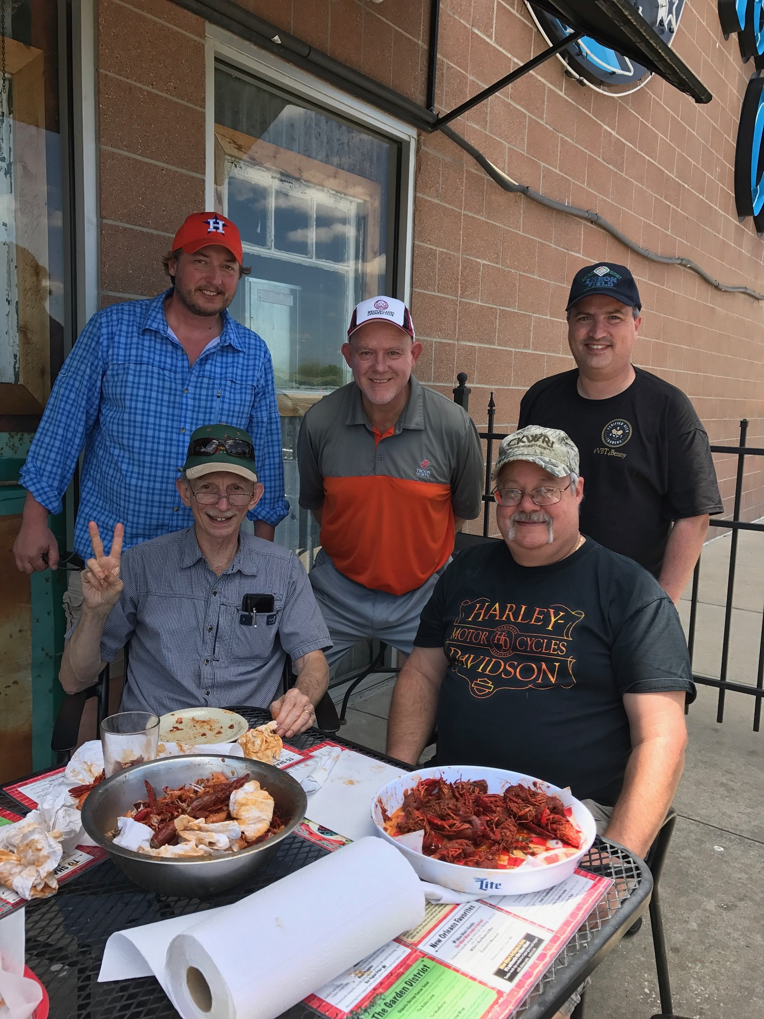 Photo of Quitters and Crawfish in Houston