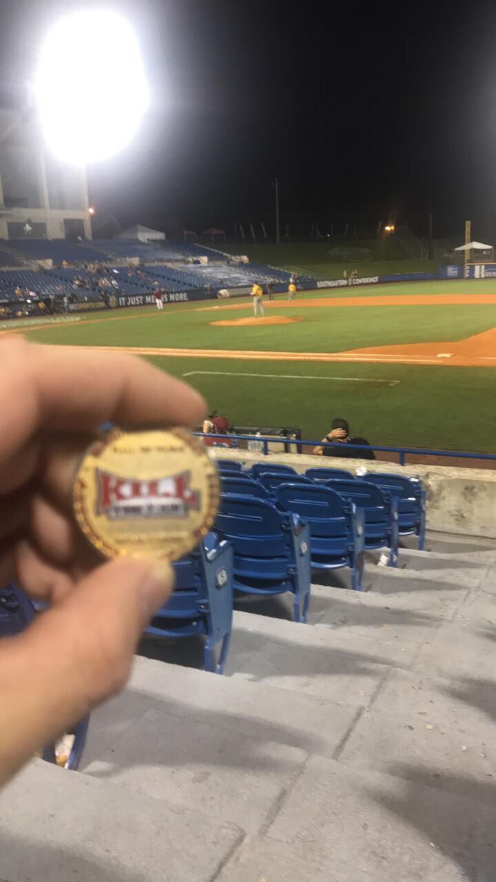 Photo of Weedsta 500 Days – 2018 SEC Baseball Tournament