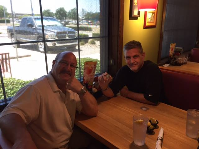 Photo of Brothers From April Breaking Bread in Dallas