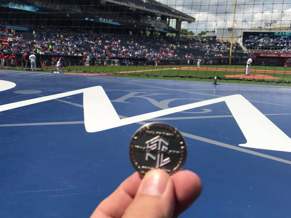 Photo of Quitting at The K!