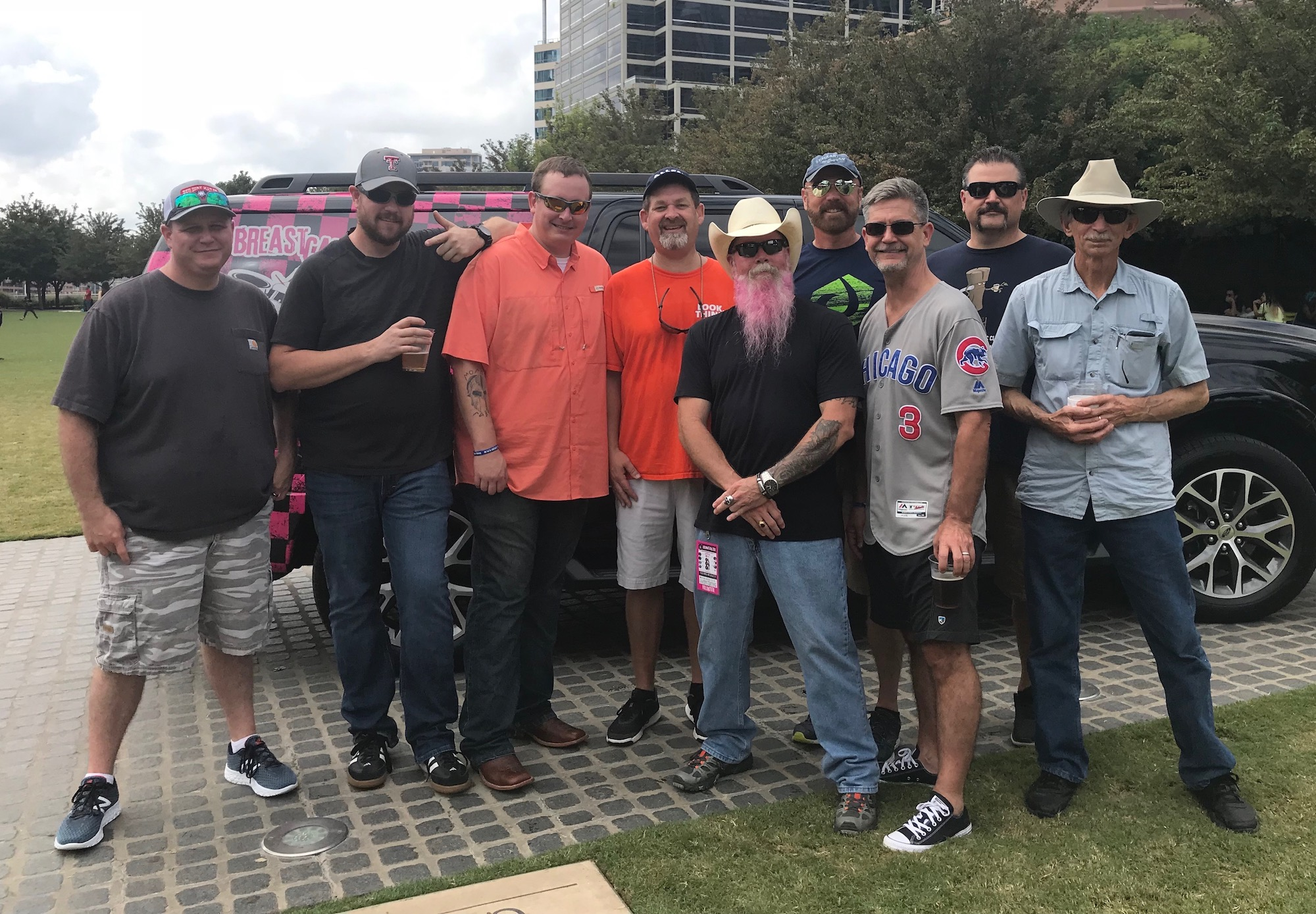 Photo of Dallas Meet Up – Breast Cancer Can Stick It 2018