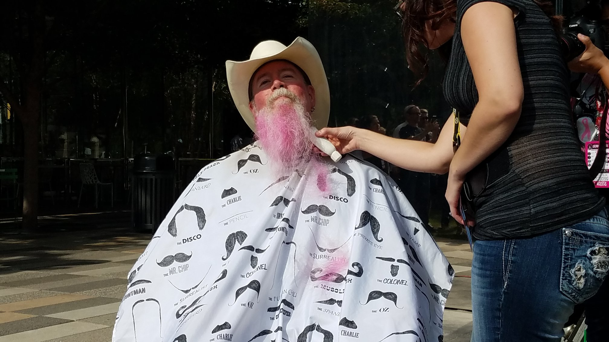Photo of Big Brother Jack Says Breast Cancer Can Stick It!