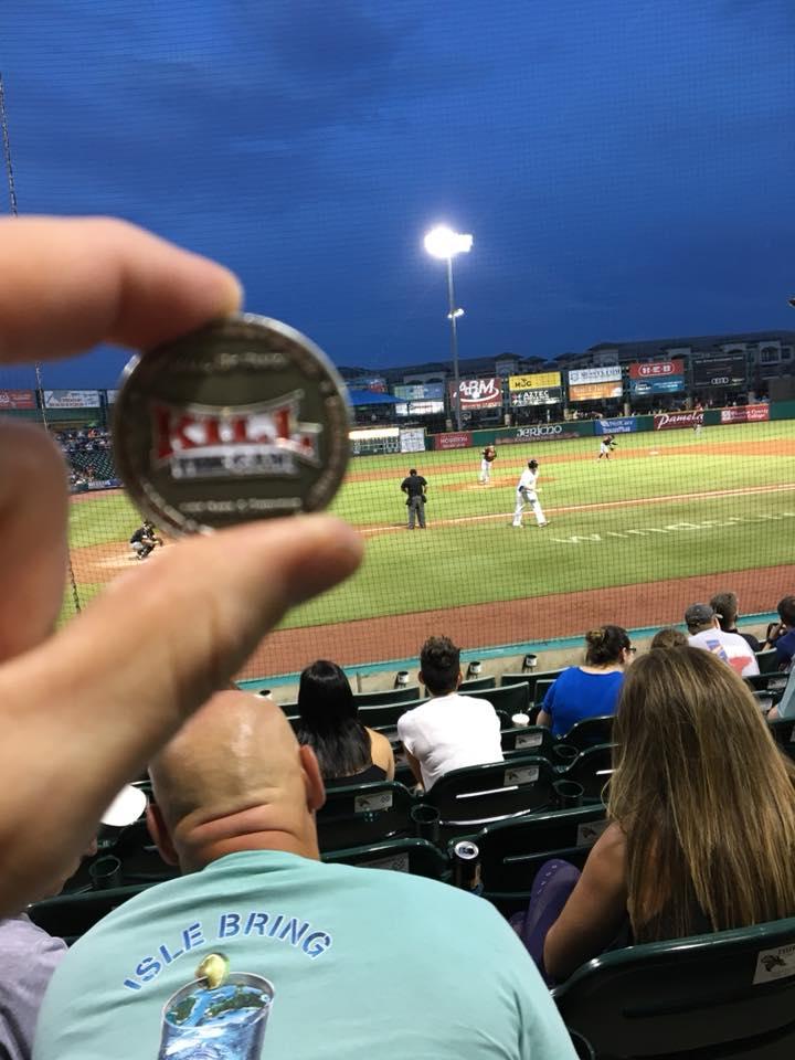 Quitting and baseball for LarryA