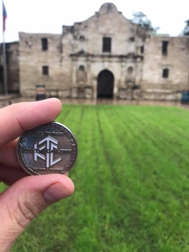Photo of Bgbdbrd Remembers the Alamo