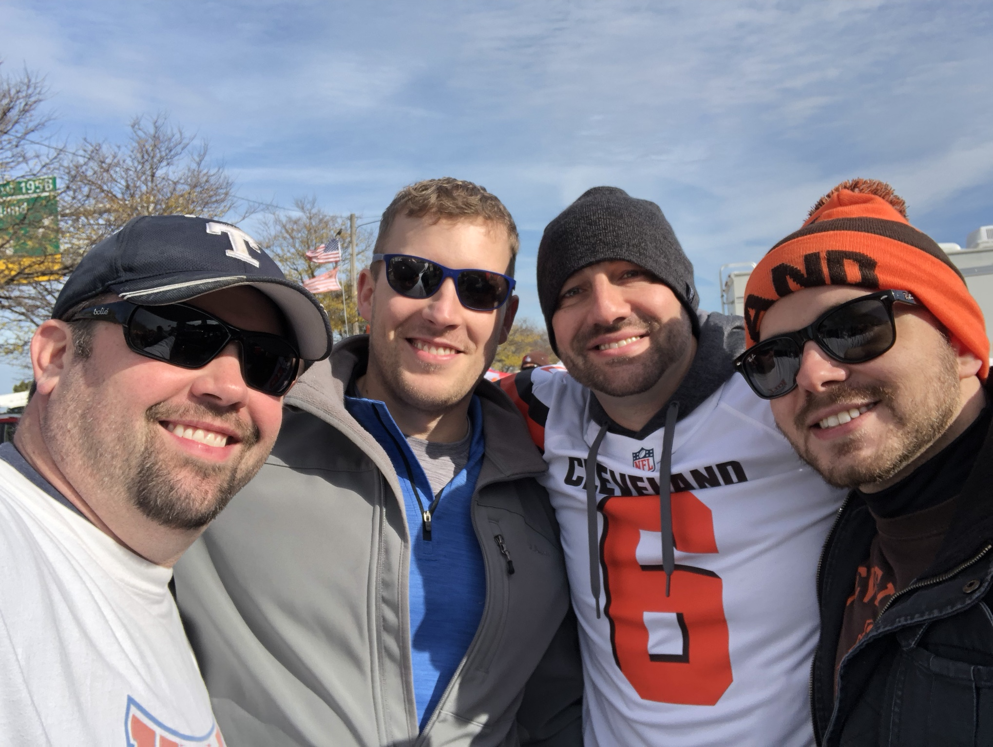 Photo of Cleveland Browns Game Meetup