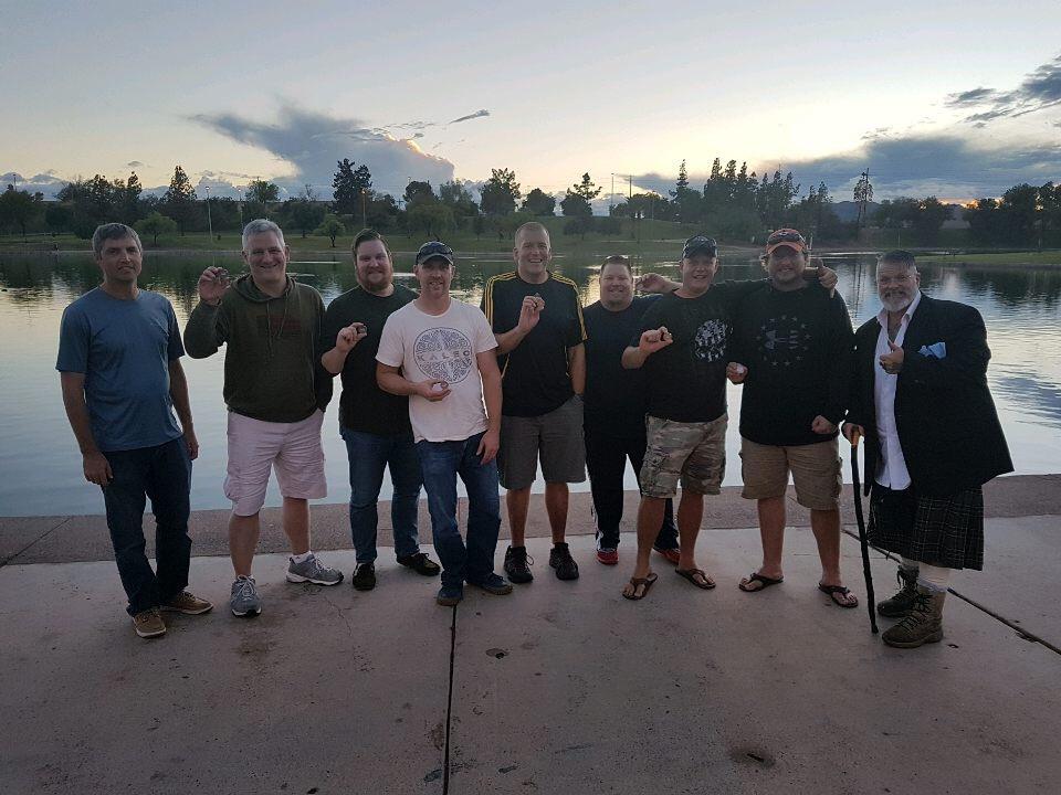 Photo of October 2018 Arizona Quitter Meet!