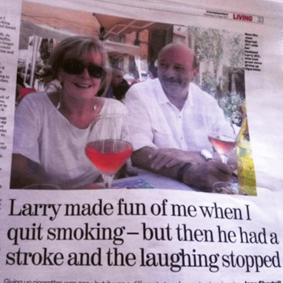 Photo of Quitting is No Laughing Matter