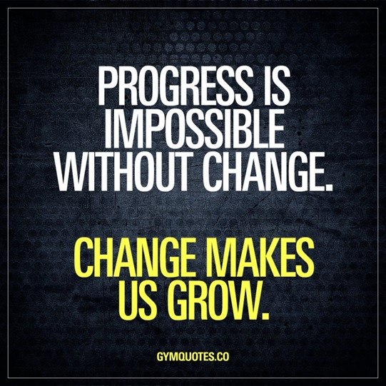 Progress Quote