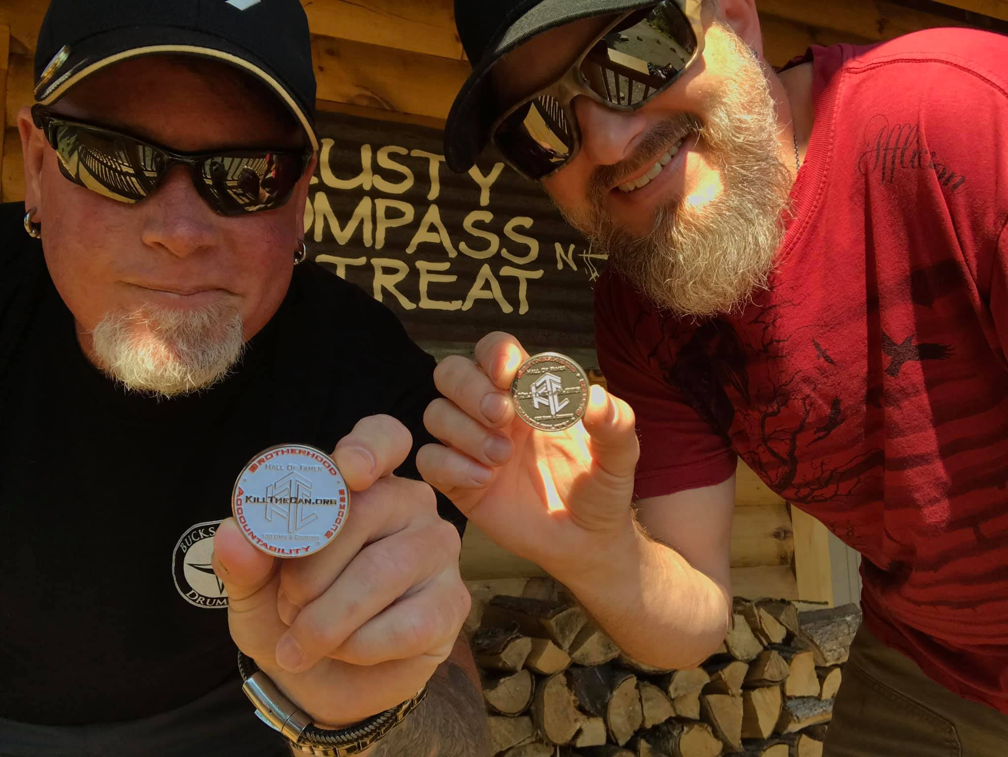 Photo of Big Brother Jack and Bretn37 – Rusty Compass Retreat