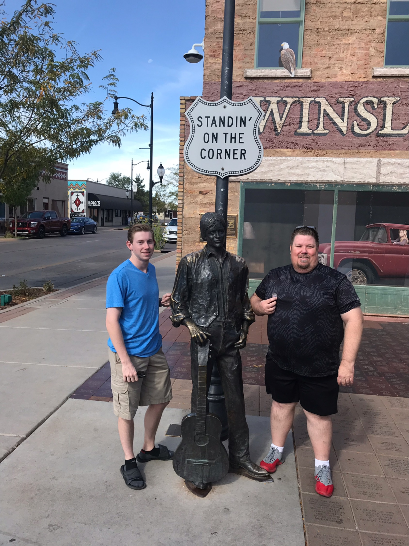 Photo of SRains918 – Quitting on a Corner in Winslow, Arizona