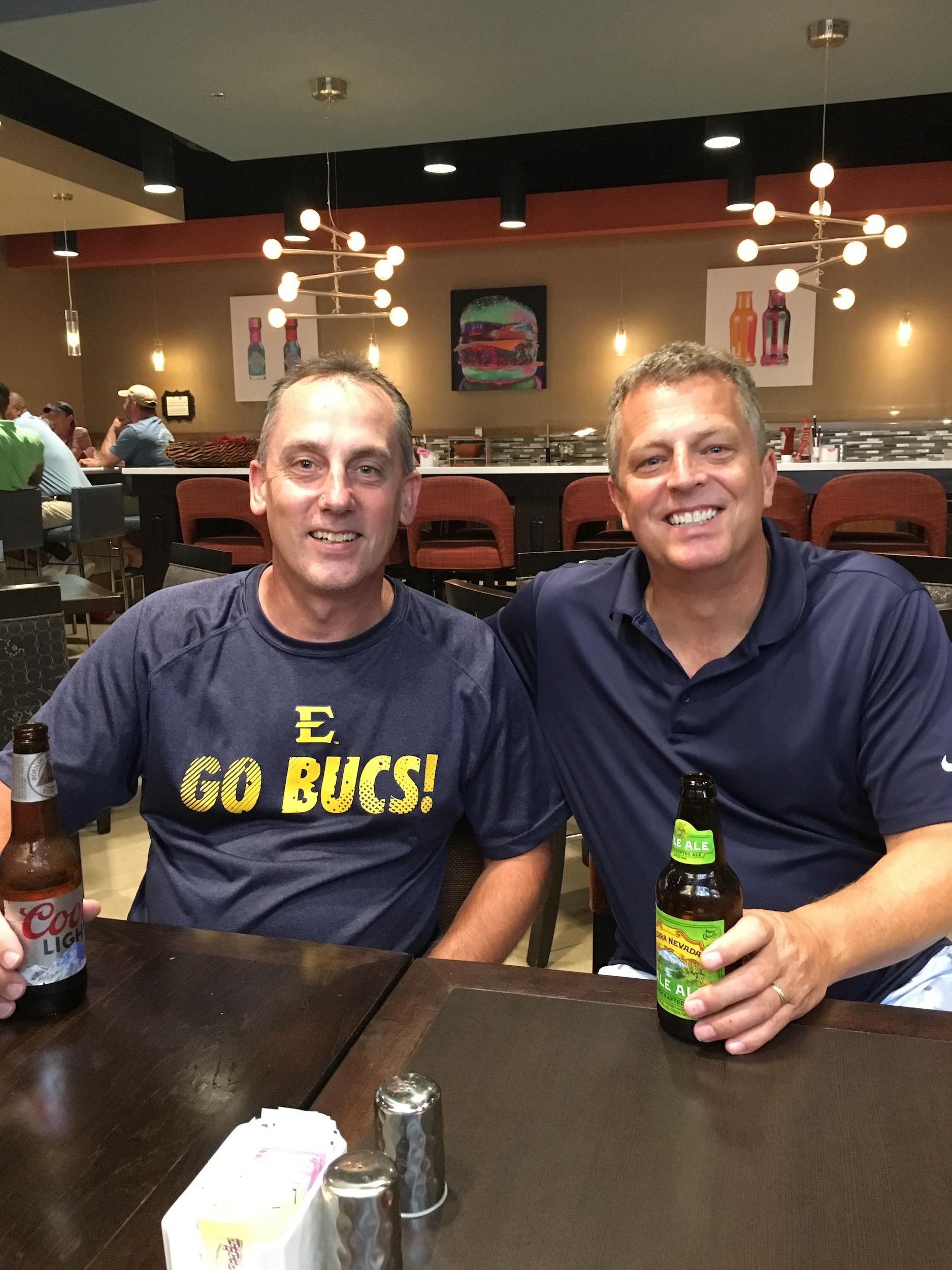 Photo of Scott B and Keith0617 – Johnson City Meet