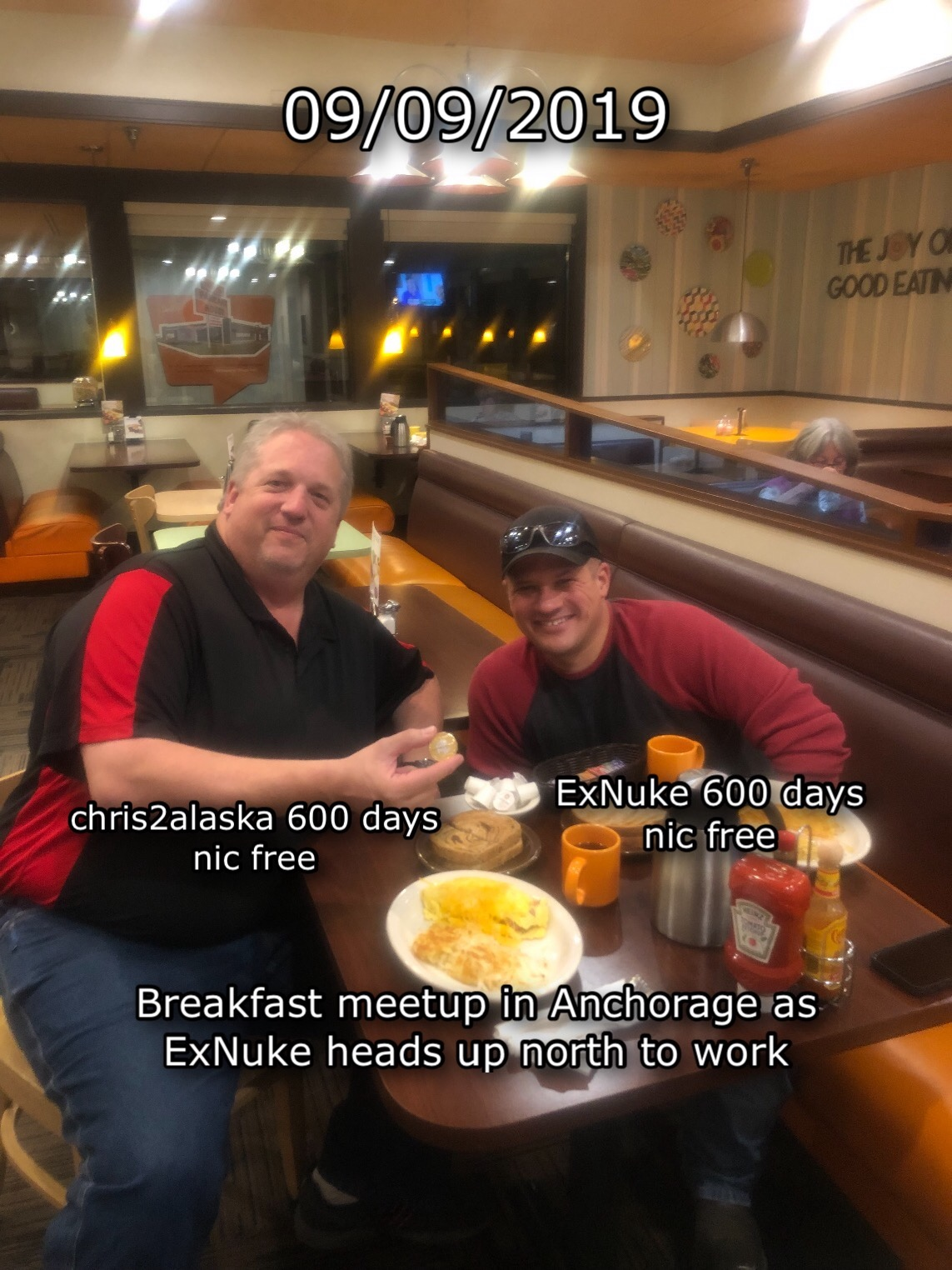 chris2alaska and ExNuke - 9.9.2019