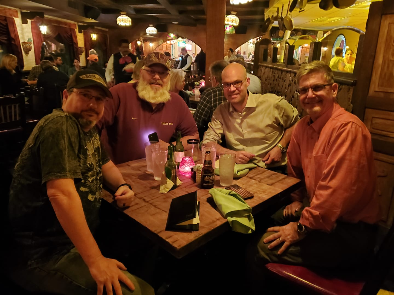 Photo of Jsjohnson, Bubblehed, Kd2 and Cbird
