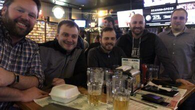 Photo of December 2019 Cleveland Meet
