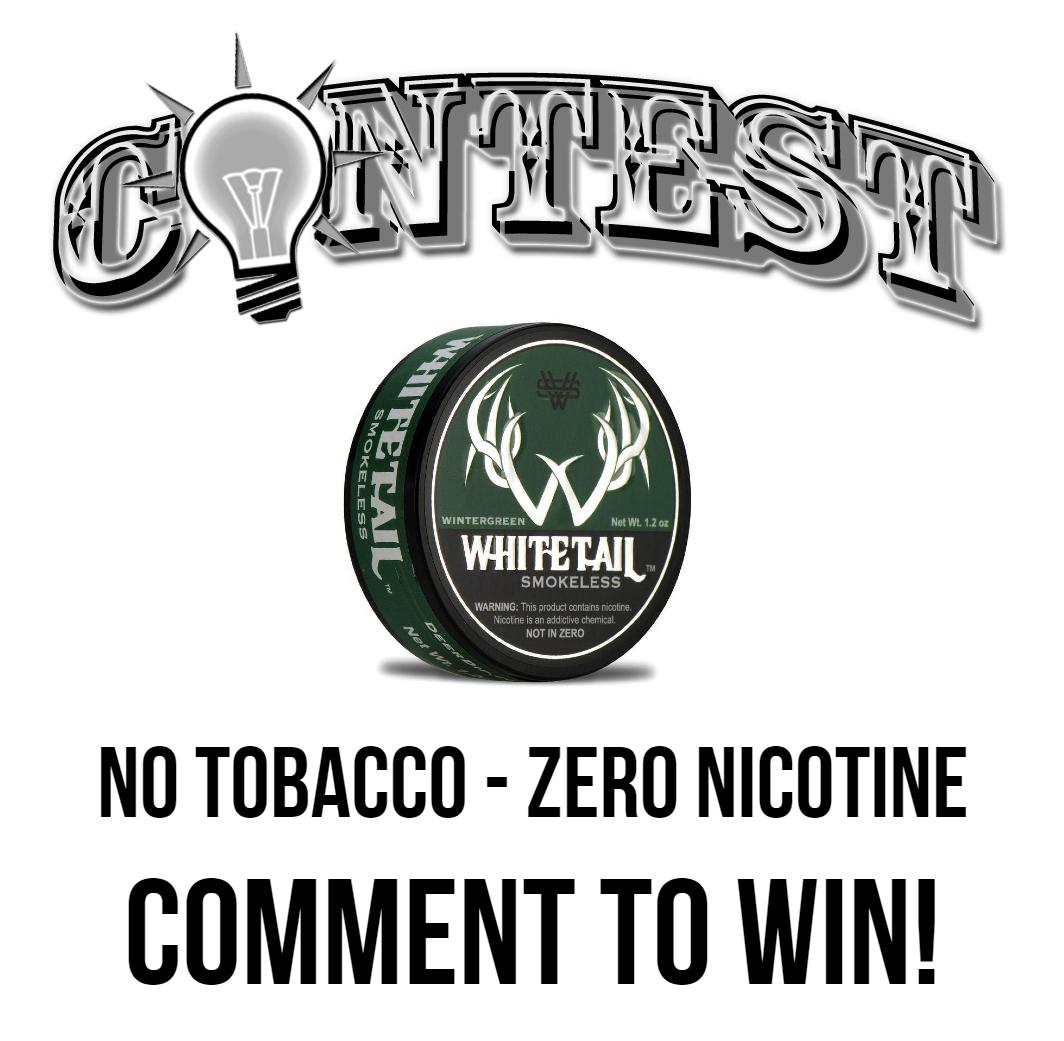 Whitetail Smokeless Contest